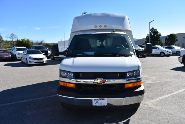 2017 Express 3500, Knapheide Plumber #M17330 - photo 4