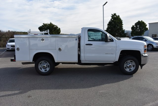 2017 Silverado 2500 Regular Cab, Royal Utility #M17332 - photo 9