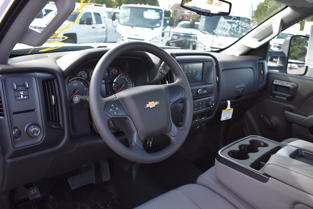 2017 Silverado 2500 Regular Cab, Royal Utility #M17332 - photo 19
