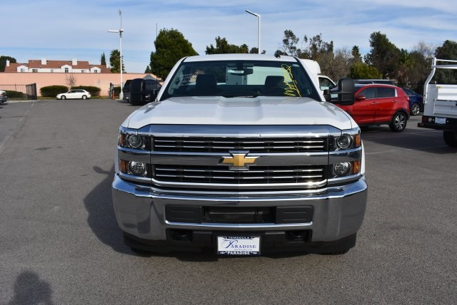 2017 Silverado 2500 Regular Cab, Royal Utility #M17332 - photo 4
