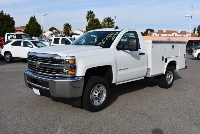 2017 Silverado 2500 Regular Cab, Royal Utility #M17332 - photo 5