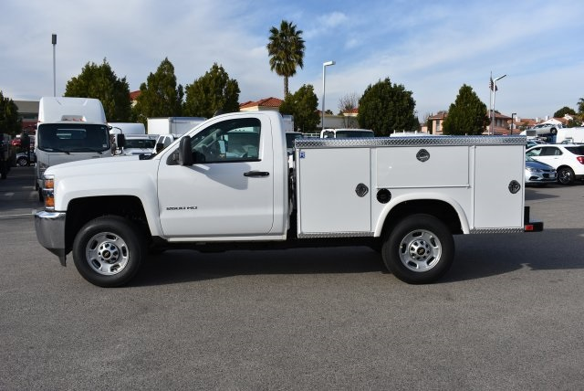 2017 Silverado 2500 Regular Cab, Royal Utility #M17332 - photo 6
