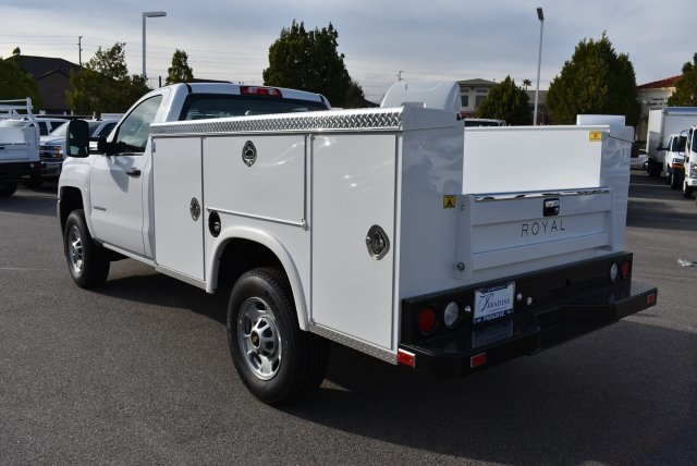 2017 Silverado 2500 Regular Cab, Royal Utility #M17332 - photo 7