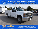2017 Silverado 2500 Regular Cab, Royal Utility #M17332 - photo 1