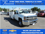 2017 Silverado 3500 Regular Cab, Harbor Utility #M17337 - photo 1