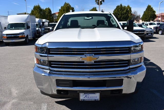 2017 Silverado 2500 Regular Cab, Royal Utility #M17339 - photo 4