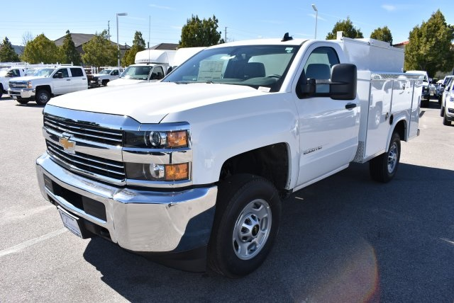 2017 Silverado 2500 Regular Cab, Royal Utility #M17339 - photo 5