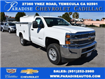 2017 Silverado 2500 Regular Cab, Royal Utility #M17339 - photo 1