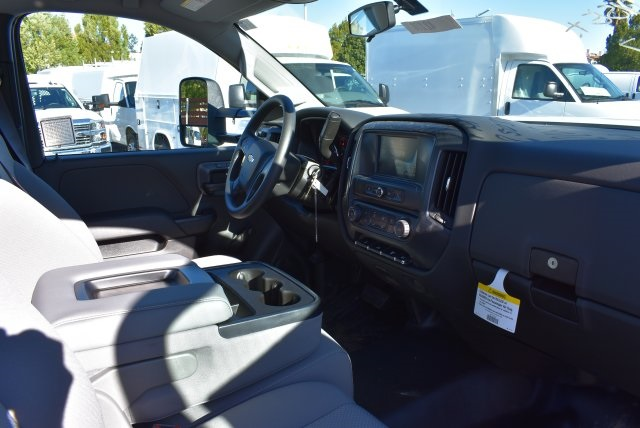 2017 Silverado 3500 Regular Cab, Royal Contractor Body #M17363 - photo 17
