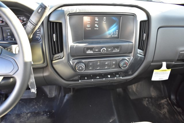 2017 Silverado 3500 Regular Cab, Royal Contractor Body #M17363 - photo 23