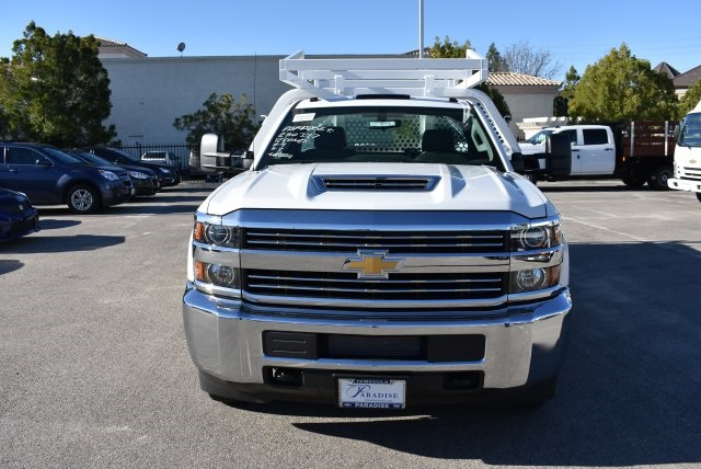 2017 Silverado 3500 Regular Cab, Royal Contractor Body #M17363 - photo 4