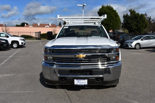 2017 Silverado 2500 Crew Cab, Harbor Utility #M17367 - photo 4
