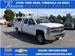 2017 Silverado 2500 Crew Cab, Harbor Utility #M17367 - photo 1