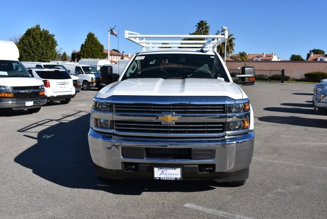 2017 Silverado 2500 Crew Cab, Harbor Utility #M17368 - photo 4