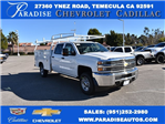 2017 Silverado 2500 Crew Cab, Harbor Utility #M17368 - photo 1