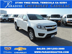 2017 Colorado Double Cab 4x4, Pickup #M17374 - photo 1