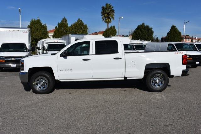 2017 Silverado 1500 Crew Cab 4x4, Pickup #M17379 - photo 6