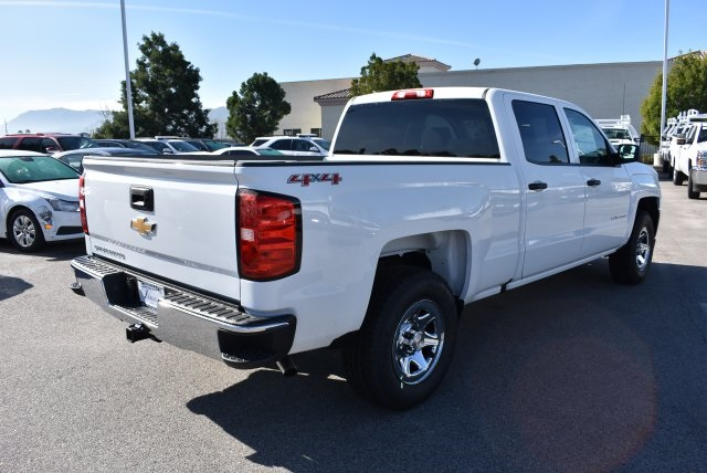 2017 Silverado 1500 Crew Cab 4x4, Pickup #M17384 - photo 2