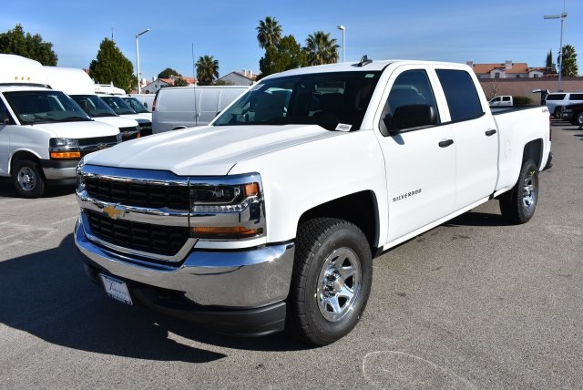 2017 Silverado 1500 Crew Cab 4x4, Pickup #M17384 - photo 5