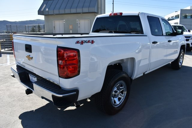 2017 Silverado 1500 Crew Cab 4x4, Pickup #M17395 - photo 2
