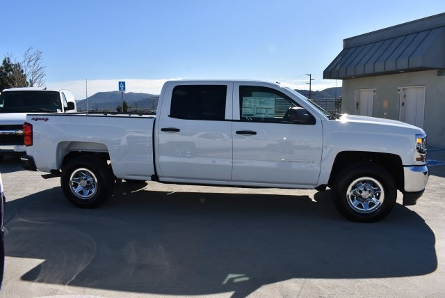 2017 Silverado 1500 Crew Cab 4x4, Pickup #M17395 - photo 9