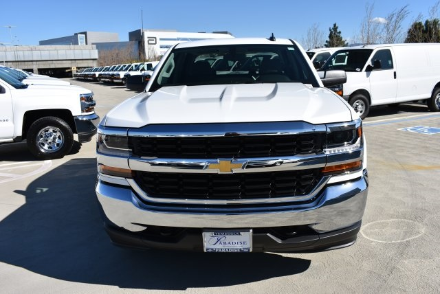2017 Silverado 1500 Crew Cab 4x4, Pickup #M17395 - photo 4