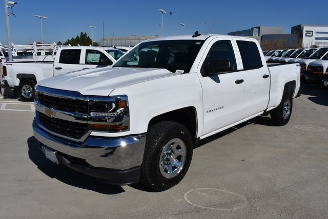 2017 Silverado 1500 Crew Cab 4x4, Pickup #M17395 - photo 5