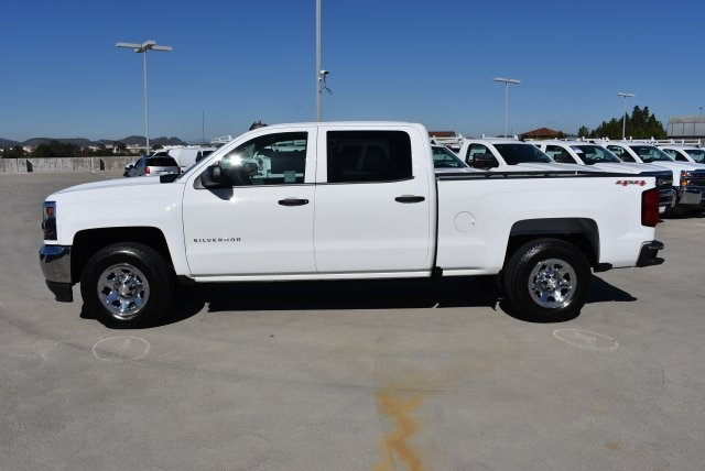 2017 Silverado 1500 Crew Cab 4x4, Pickup #M17395 - photo 6