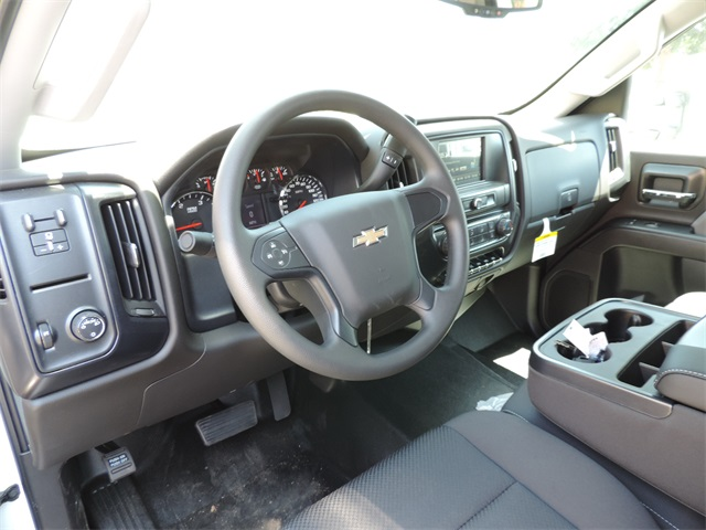 2017 Silverado 3500 Crew Cab, Contractor Body #M17410 - photo 20