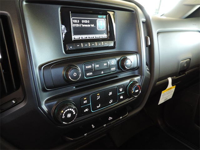 2017 Silverado 3500 Crew Cab, Royal Flat/Stake Bed #M17436 - photo 21