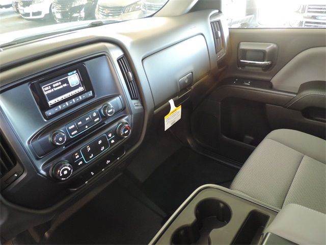 2017 Silverado 3500 Crew Cab, Royal Flat/Stake Bed #M17436 - photo 22