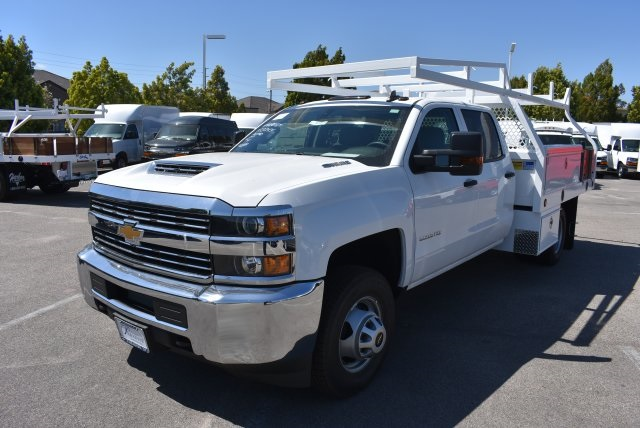 2017 Silverado 3500 Crew Cab, Royal Contractor Body #M17440 - photo 5