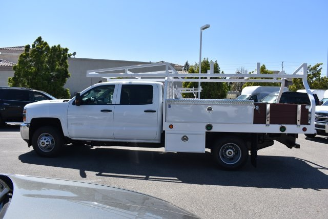 2017 Silverado 3500 Crew Cab, Royal Contractor Body #M17440 - photo 6