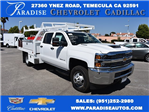 2017 Silverado 3500 Crew Cab, Royal Contractor Body #M17440 - photo 1
