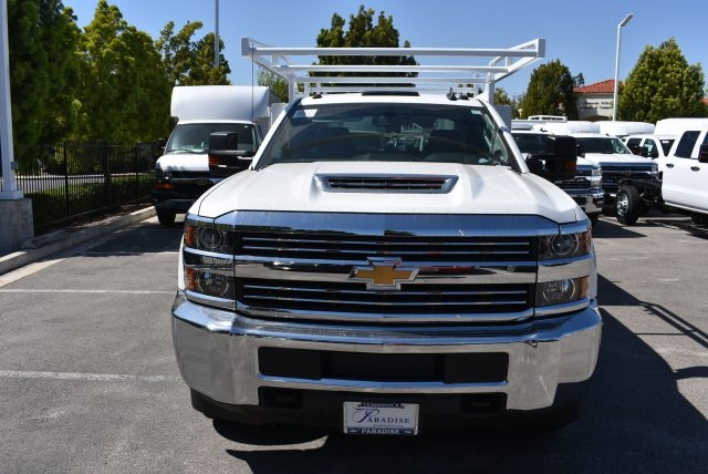 2017 Silverado 3500 Crew Cab, Harbor Combo Body #M17444 - photo 4