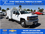 2017 Silverado 3500 Crew Cab, Harbor Combo Body #M17444 - photo 1