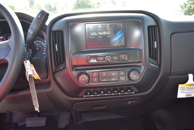 2017 Silverado 3500 Crew Cab, Royal Flat/Stake Bed #M17453 - photo 17
