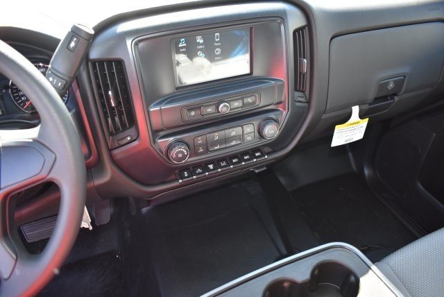 2017 Silverado 3500 Crew Cab, Royal Flat/Stake Bed #M17453 - photo 18
