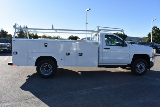 2017 Silverado 3500 Regular Cab, Knapheide Utility #M17470 - photo 9