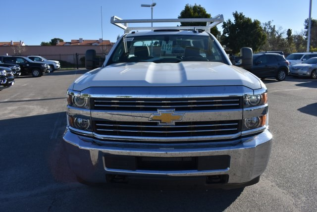 2017 Silverado 3500 Regular Cab, Knapheide Utility #M17470 - photo 4