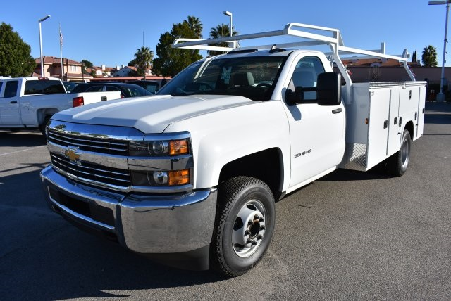 2017 Silverado 3500 Regular Cab, Knapheide Utility #M17470 - photo 5
