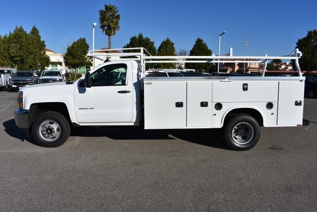 2017 Silverado 3500 Regular Cab, Knapheide Utility #M17470 - photo 6