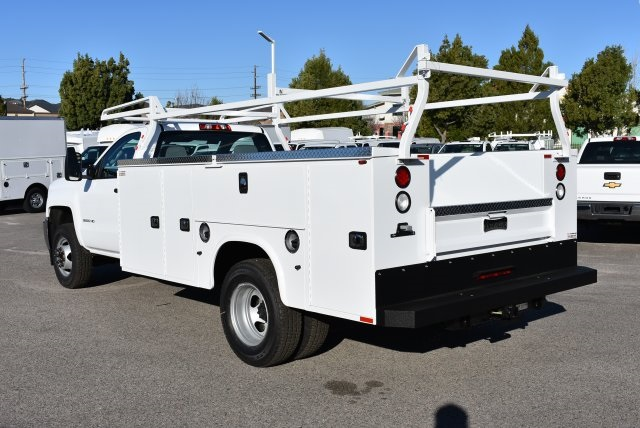 2017 Silverado 3500 Regular Cab, Knapheide Utility #M17470 - photo 7