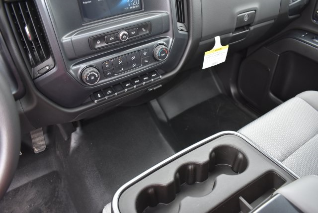 2017 Silverado 3500 Regular Cab, Harbor Flat/Stake Bed #M17474 - photo 16