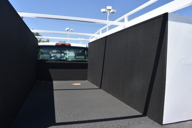 2017 Silverado 3500 Regular Cab, Harbor Flat/Stake Bed #M17476 - photo 27