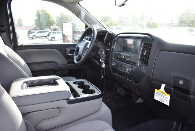 2017 Silverado 3500 Regular Cab, Harbor Flat/Stake Bed #M17476 - photo 29
