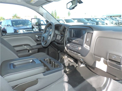 2017 Silverado 3500 Regular Cab DRW, Harbor Standard Contractor Contractor Body #M17476 - photo 14
