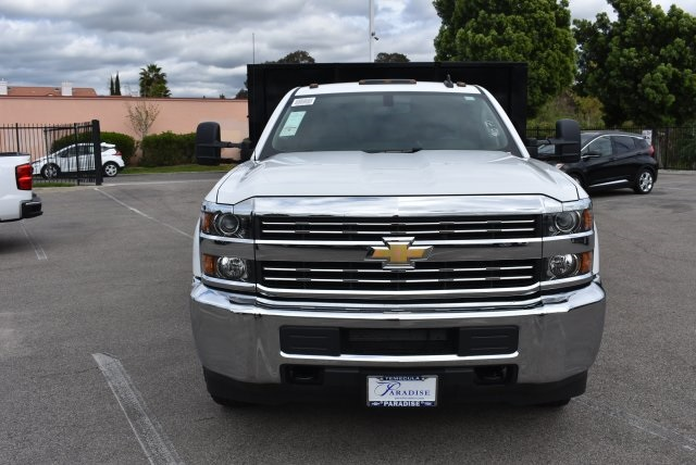 2017 Silverado 3500 Regular Cab, Knapheide Landscape Dump #M17483 - photo 4