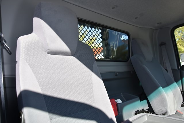 2017 LCF 4500 Regular Cab 4x2,  American Truck Bodies Flat/Stake Bed #M17485 - photo 12