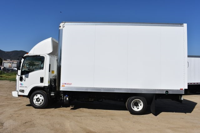 2017 LCF 4500 Regular Cab 4x2,  American Truck Bodies Straight Box #M17485 - photo 6